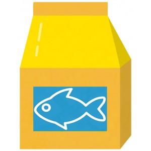 Τροφές Ψαριών