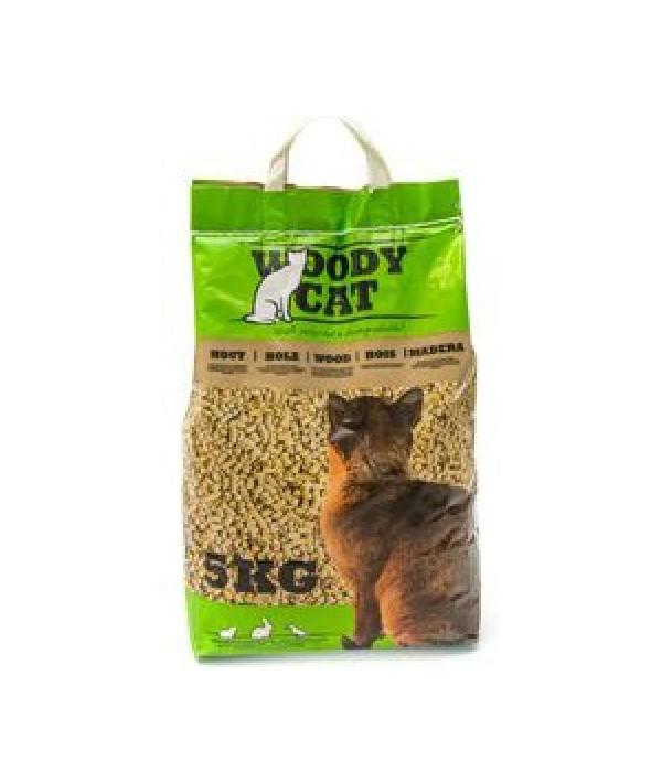Woody Cat Pellet - 5 kg