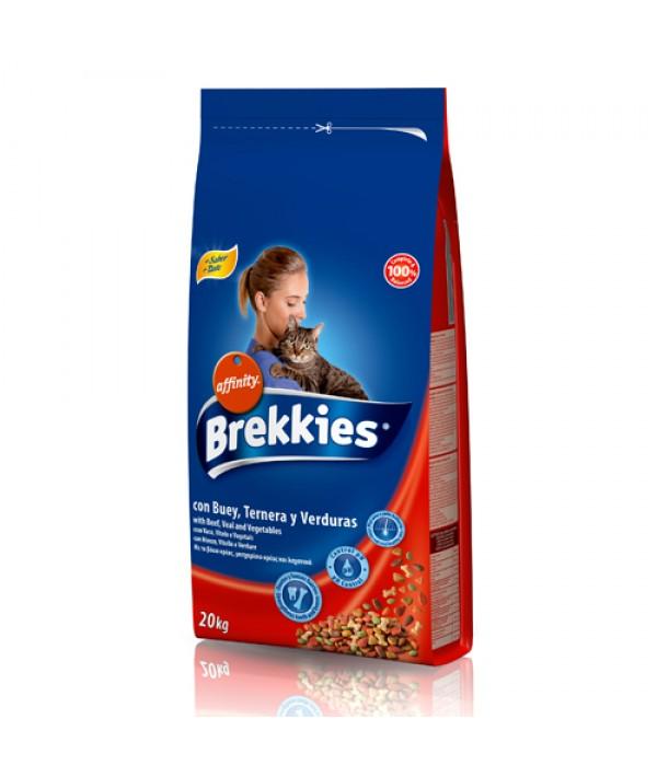 Brekkies Mix Beef - 15 kg
