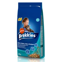Brekkies Mix Fish - 15 kg