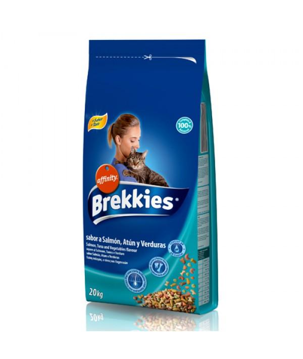Brekkies Delice Fish - 20 kg
