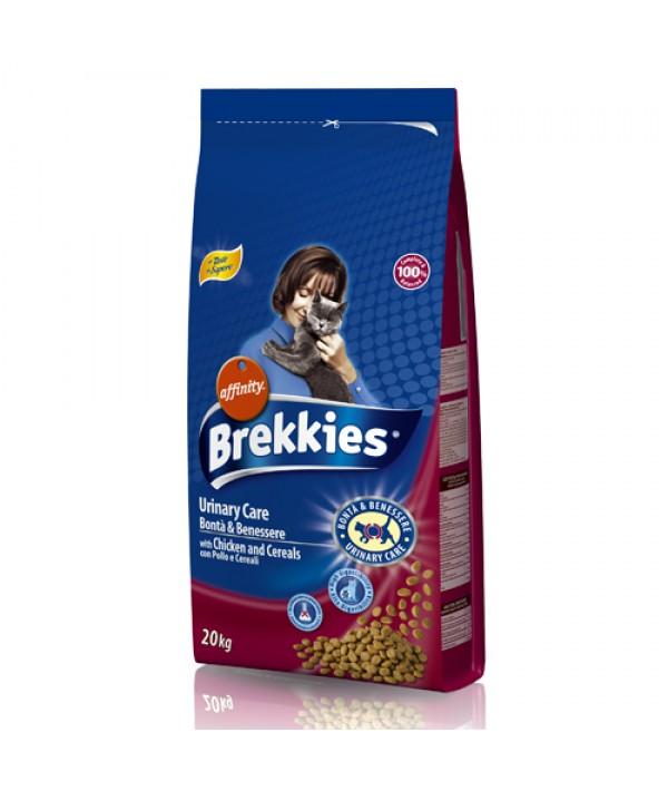 Brekkies Urinary Care - 20 kg