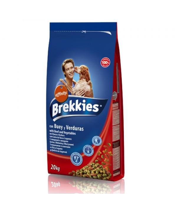 Brekkies Mix Beef - 20 kg