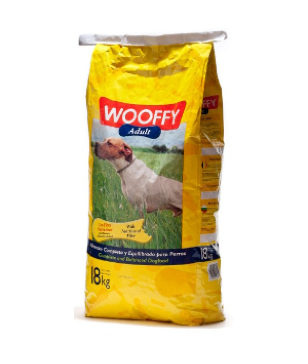 Wooffy Adult - 18 kg