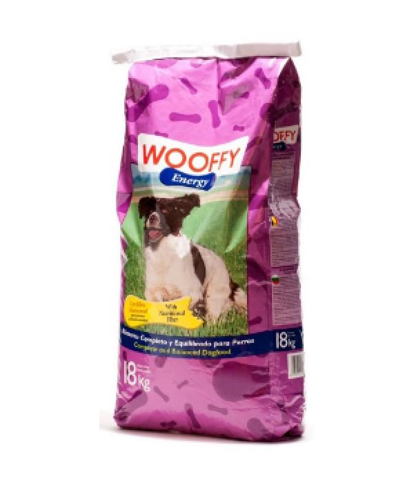 Wooffy Energy - 18 kg