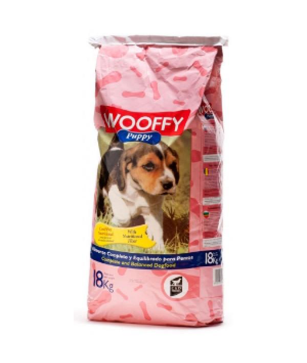 Wooffy Puppy - 18 kg