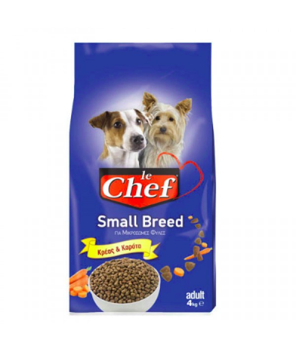 Le Chef Small Breed - 15 kg