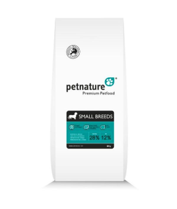 Petnature Small Breeds - 10 kg