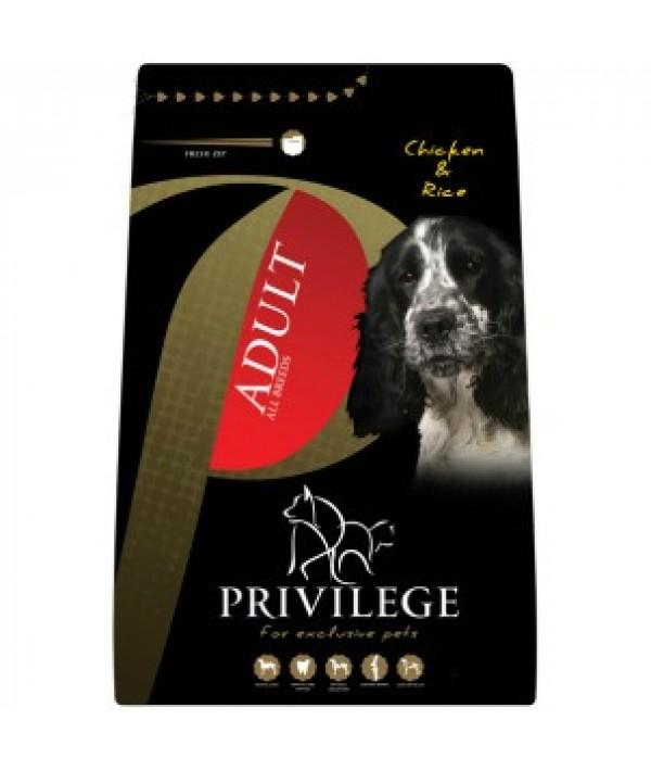 Privilege Adult All Breeds - 15 kg