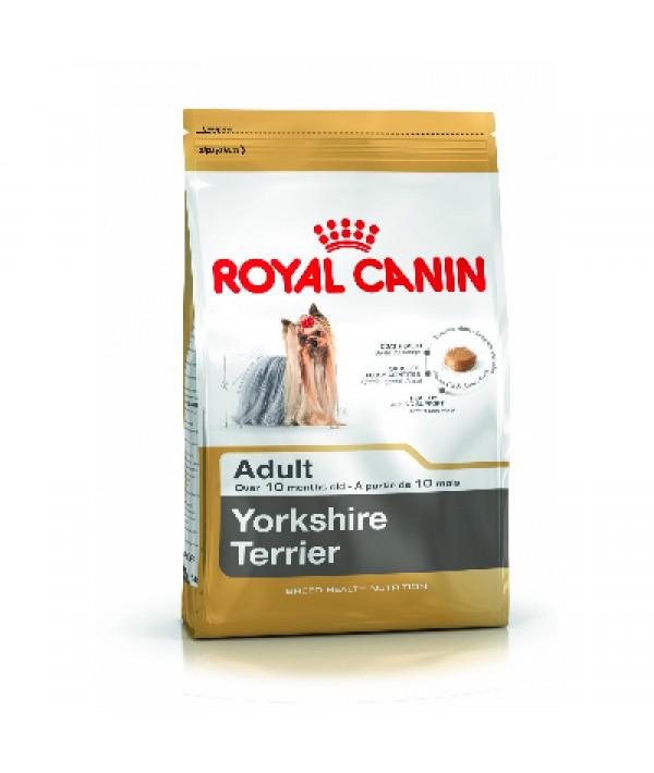 royal canin yorkshire terrier adult 500 g. Black Bedroom Furniture Sets. Home Design Ideas